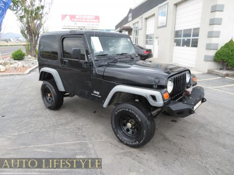 Picture of 2003 Jeep Wrangler