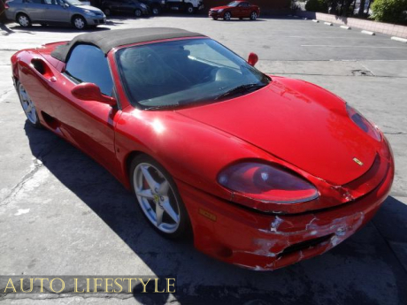 Picture of 2001 FERRARI 360 SPIDER