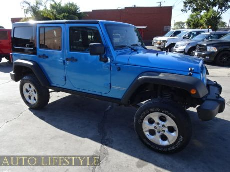 Picture of 2010 Jeep Wrangler Unlimited