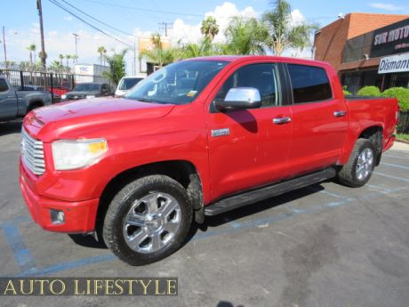 Picture of 2014 Toyota Tundra 4WD Truck