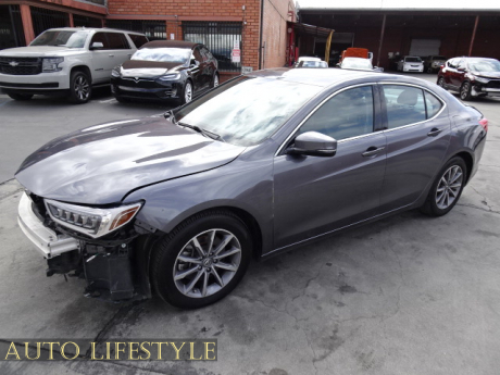 Picture of 2018 Acura TLX