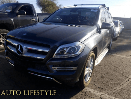 Picture of 2013 Mercedes-Benz GL-Class