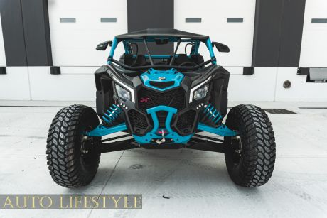 2018 Can-Am MAVERICK X3  RC