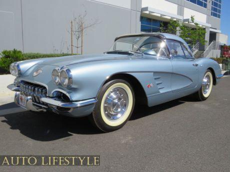 Picture of 1958 Chevrolet CORVETTE