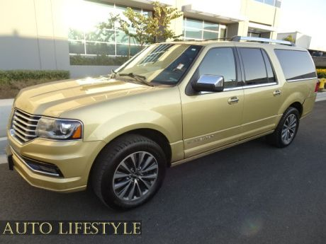 Picture of 2016 Lincoln Navigator L