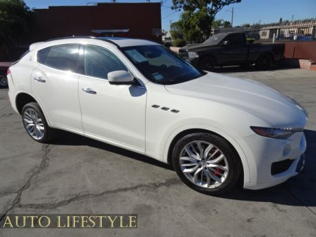 Picture of 2018 Maserati Levante
