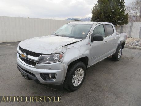 Picture of 2018 Chevrolet Colorado