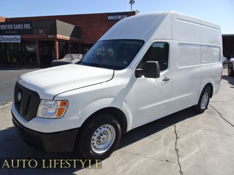 Picture of 2017 Nissan NV Cargo