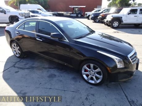 Picture of 2014 Cadillac ATS