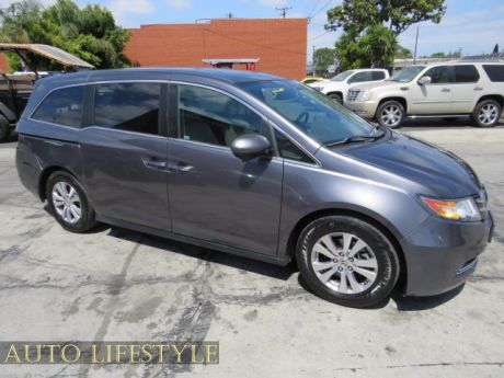 Picture of 2015 Honda Odyssey