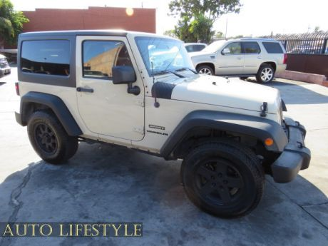 Picture of 2011 Jeep Wrangler