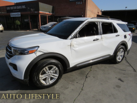 Picture of 2020 Ford Explorer