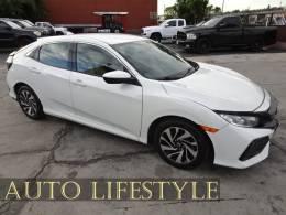 Picture of 2017 Honda Civic Hatchback