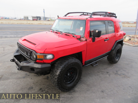 Picture of 2012 Toyota FJ Cruiser