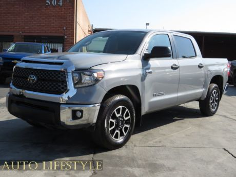 Picture of 2021 Toyota Tundra 4WD