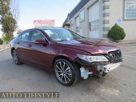 Picture of 2015 Acura TLX