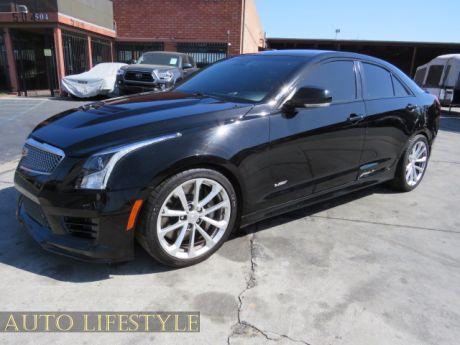 Picture of 2016 Cadillac ATS-V Sedan