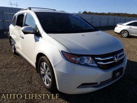 Picture of 2016 Honda Odyssey