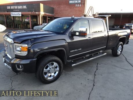 Picture of 2015 GMC Sierra 3500HD available WiFi