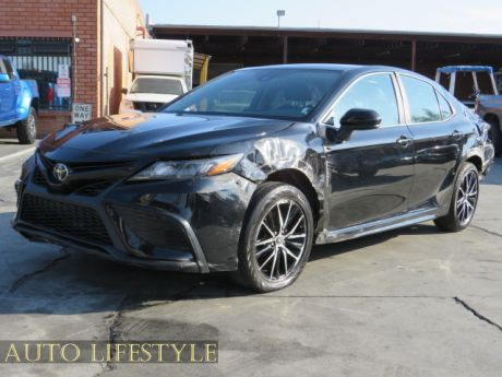 Picture of 2021 Toyota Camry