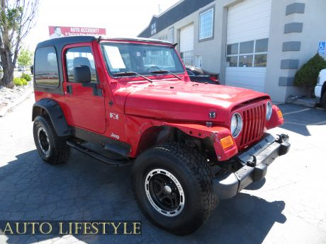 Picture of 2005 Jeep Wrangler