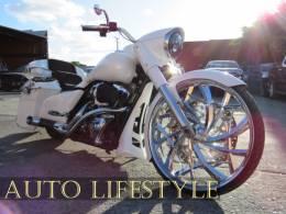 2014 Harley-Davidson FLHP ROAD KING