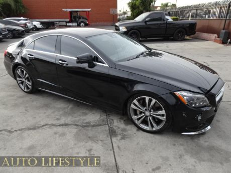 Picture of 2015 Mercedes-Benz CLS-Class