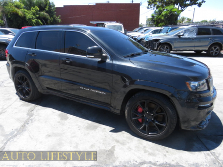 Picture of 2012 Jeep Grand Cherokee SRT-8