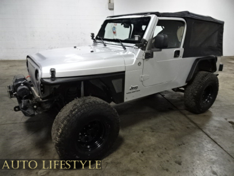 Picture of 2006 Jeep Wrangler