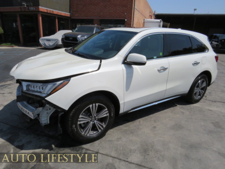 Picture of 2017 Acura MDX