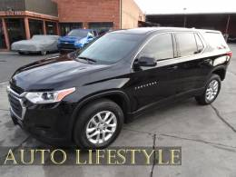 Picture of 2018 Chevrolet Traverse
