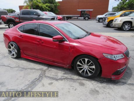 Picture of 2017 Acura TLX