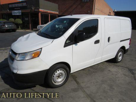 Picture of 2015 Chevrolet City Express Cargo Van
