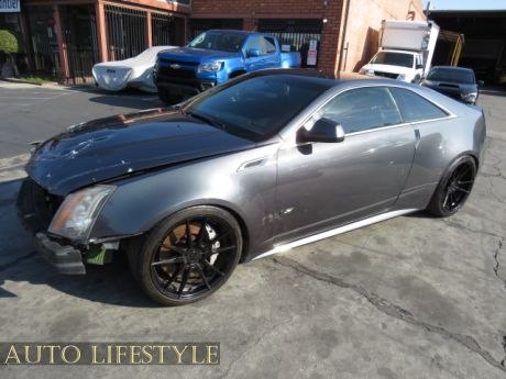Picture of 2011 Cadillac CTS-V Coupe