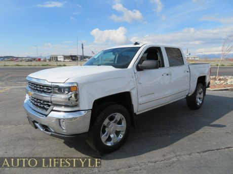 Picture of 2017 Chevrolet Silverado 1500