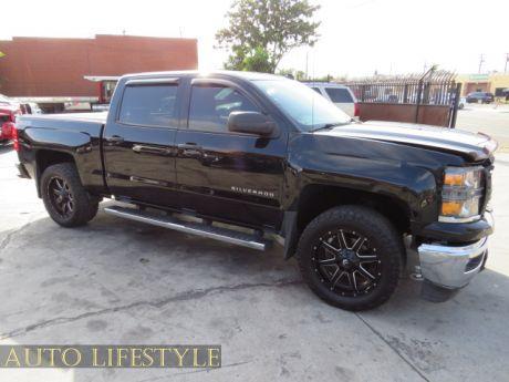 Image : 2014 Chevrolet Silverado 1500