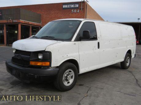 Picture of 2013 Chevrolet Express Cargo Van