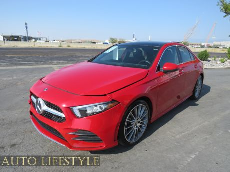 Picture of 2020 Mercedes-Benz A-Class