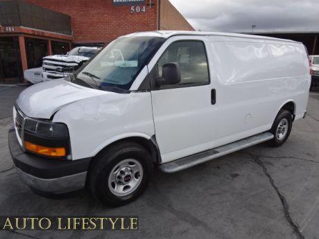 Picture of 2018 GMC Savana Cargo Van