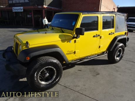 Picture of 2009 Jeep Wrangler Unlimited