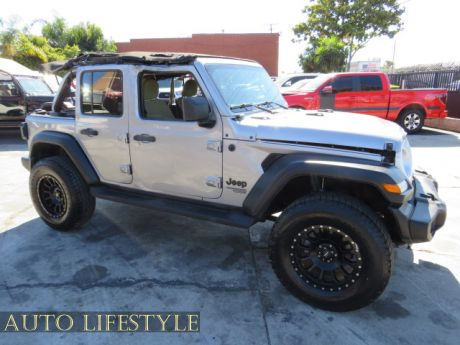 Picture of 2018 Jeep Wrangler Unlimited