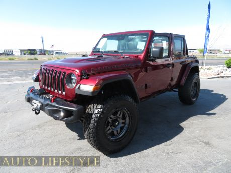 Picture of 2021 Jeep Wrangler