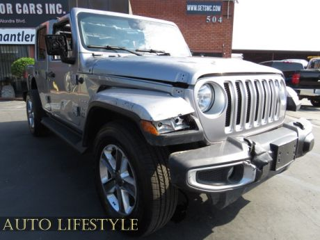 Picture of 2020 Jeep Wrangler Unlimited