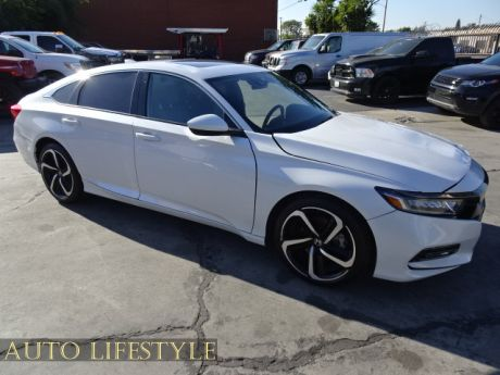 Picture of 2018 Honda Accord Sedan