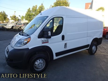 Picture of 2020 Ram ProMaster Cargo Van