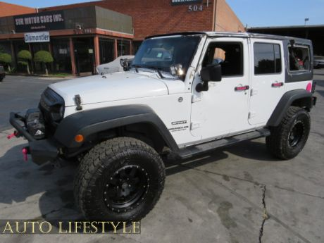 Picture of 2014 Jeep Wrangler Unlimited