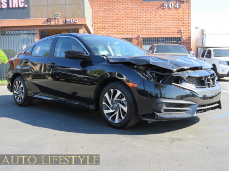 Picture of 2017 Honda Civic Sedan
