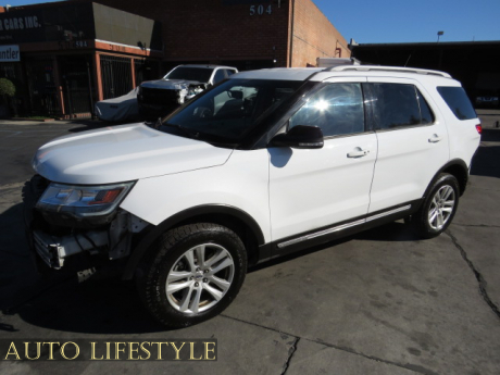 Picture of 2018 Ford Explorer