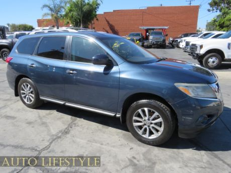 Picture of 2013 Nissan Pathfinder