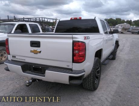 Picture of 2018 Chevrolet Silverado 1500
